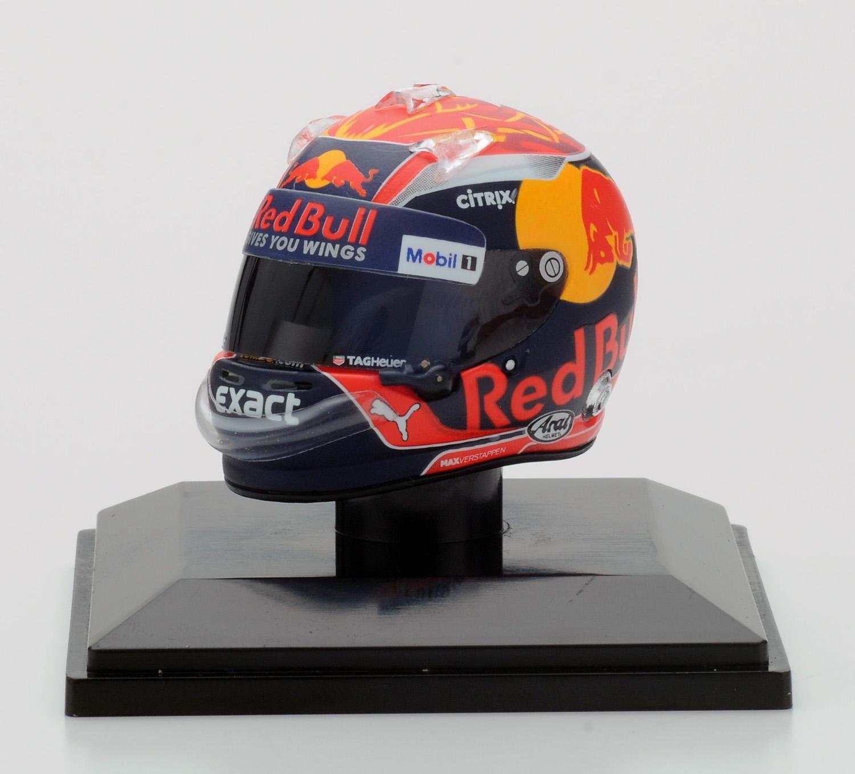 Max Verstappen Arai helm Red Bull Racing