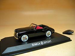Simca Sport 8