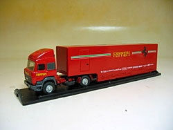 Iveco Renntransporter