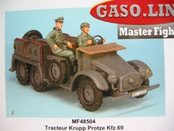 Tracteur Krupp Protze KFZ69