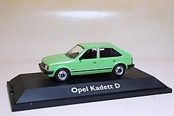 Opel Kadett D
