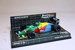 Benetton Ford B188