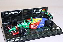 Benetton Ford  B189