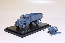 Leger Cargo Truck Duits
