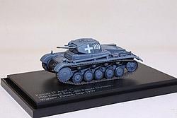 Leger Panzer II