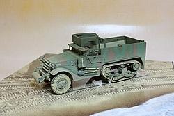 Halftrack M3A1