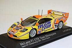 McLaren GTR