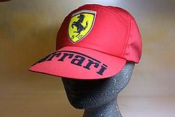 Cap Ferrari
