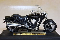 Yamaha Star Warrior