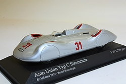 Auto Union Type C Stromlinie
