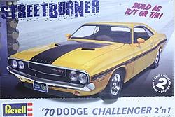 Dodge Challange