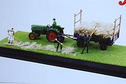 Fendt Diorama Farmer