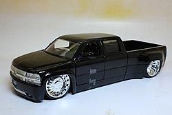 Chevrolet Silverado dooley