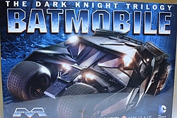 Batmobile The Dark Night Rises