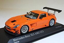 Mercedes SLA AMG GT3
