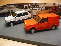 Fiat  Panda Prototipo