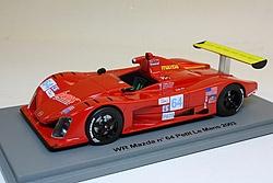Mazda WR