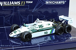 Williams FW08B