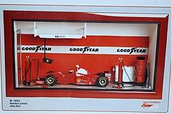 Ferrari Diorama Wandbak