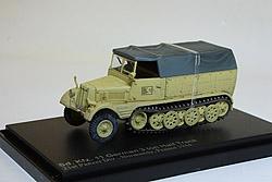 Leger Sd.Kfz.II  German 3-ton Half-Track