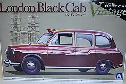 Cab Londen