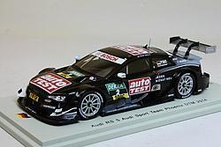Audi RS5 team Phoenix