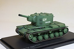 Leger KV-2 Soviet Zware Tank