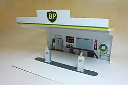 Tankstation BP