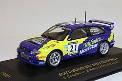 Seat Cordoba WRC Evo3