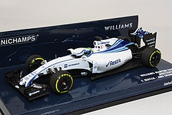 Williams FW37Martini Racing