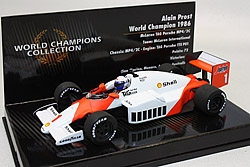 McLaren MP4-2C TAG Porsche