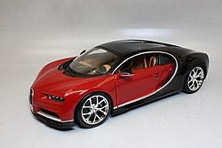 Bugatti EB Chiron