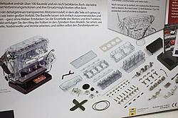 4 Cilinder  Motor / Bouwpakket