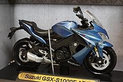 Suzuki GSX S1000F