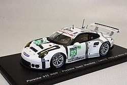 Porsche 911 RSR LMGTE Pro