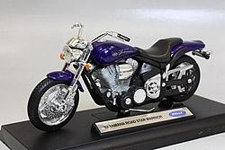 Yamaha Road Warrior