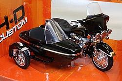 Harley Davidson Sidecar Electra Glide