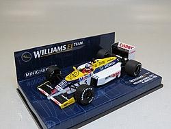 Williams Honda FW11