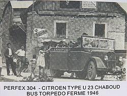 Citroen U23 Chaboud Bus
