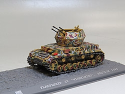 Flakpanzer  IV Wirbelwind