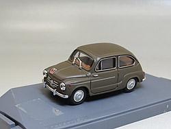 Fiat 600 D Berlina