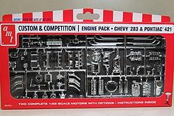 Chevrolet Motoronderdelen