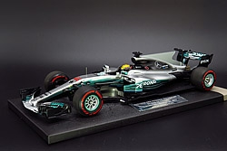 Mercedes W08 EQ Power