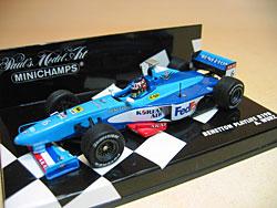 Benetton B198